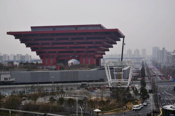 dsc 0504 上海梅赛德斯 奔驰演艺中心高清图片